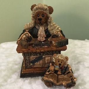 ☘️BOYDS BEARS BEARSTONE COLLECTION☘️